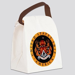 USSAMERICA Canvas Lunch Bag