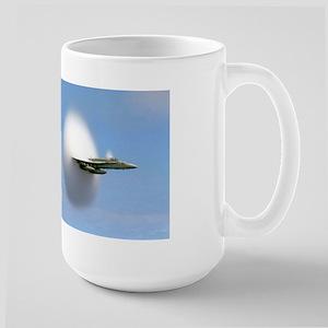 F/A 18 Hornet Large Mug
