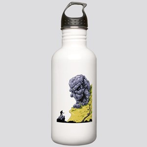 Disc Golf SKULL CAVE Stainless Water Bottle 1.0L