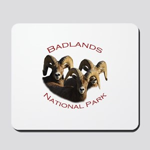 Badlands National Park Mousepad