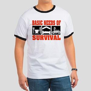 Basic Needs of Survival Ringer T