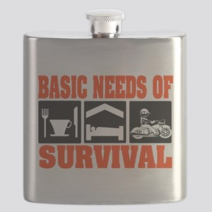 Basic Needs of Survival Flask