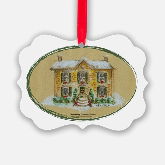 Ornament - Rosemary Clooney House