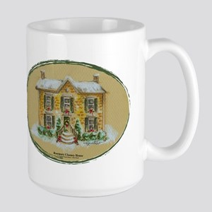 Large Mug-Rosemary Clooney House