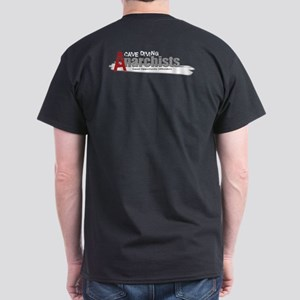 Cave Diving Anarchists Dark T-Shirt