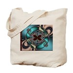 Butterfly Island Tote Bag