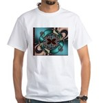 Butterfly Island White T-Shirt