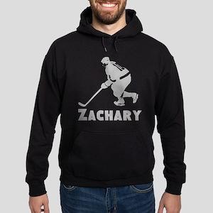 Personalized Hockey Hoodie (dark)