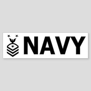 Command Master Chief<BR> Bumper Sticker 2