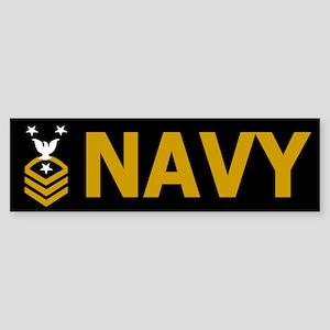 Command Master Chief<BR> Bumper Sticker 1