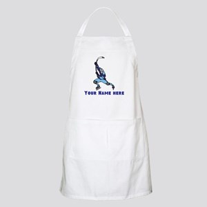 Personalized Hockey Apron