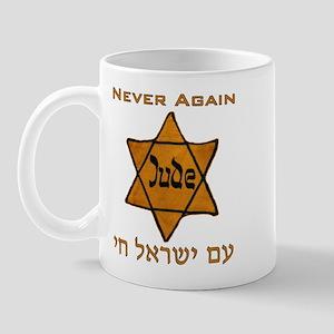 Yellow Star Mug