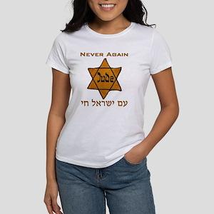 Yellow Star Women's T-Shirt