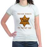 Yellow Star Jr. Ringer T-Shirt