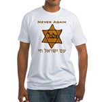 Yellow Star Fitted T-Shirt