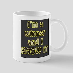 winner Mug