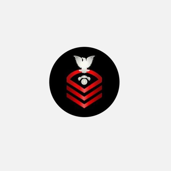 Navy Chief Interior Communication Electrician Mini