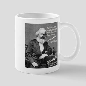 Obama Cola! For those who lean Left! Mug
