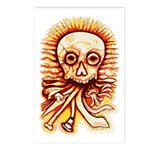 The Sun's Skull Postcards (Package of 8)