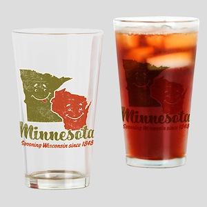 Minnesota_spooning_WI-02 Drinking Glass