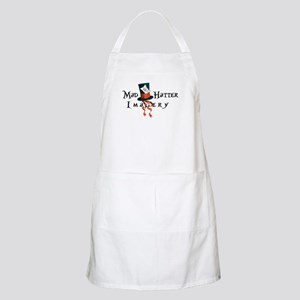Mad Hatter Imagery Apron