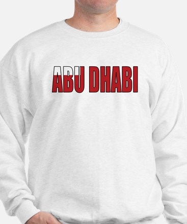 Abu Dhabi Sweater