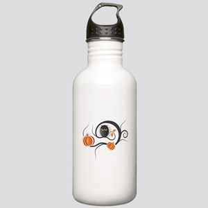 Whimsical Halloween Stainless Water Bottle 1.0L