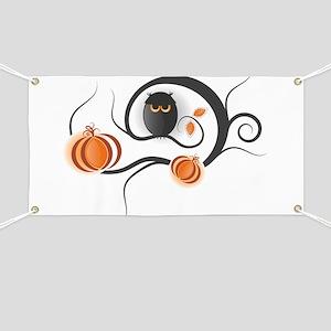 Whimsical Halloween Banner