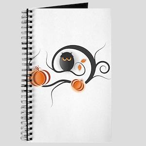 Whimsical Halloween Journal