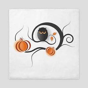 Whimsical Halloween Queen Duvet