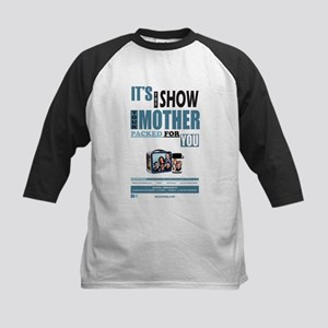The Show Your Mom Packed Kids Baseball Jersey