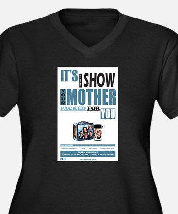 The Show Your Mom Packed Women's Plus Size V-Neck