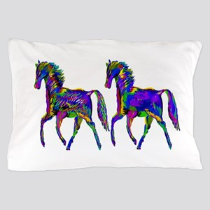 TWO STEPPERS Pillow Case