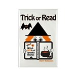 Trick or READ Rectangle Magnet (100 pack)