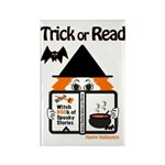 Trick or READ Rectangle Magnet (10 pack)