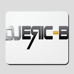 DJ Logo Mousepad