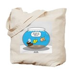 Fishbowl Assets Tote Bag