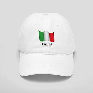 Italia Flag Cap