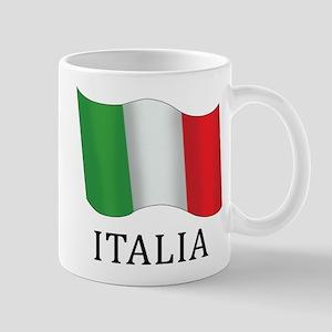 Italia Flag Mug