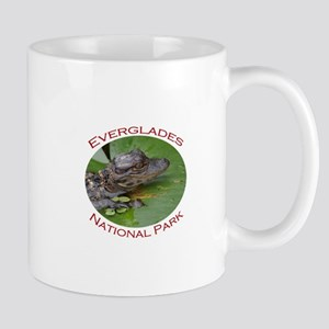 Everglades National Park...Baby Alligator Mug