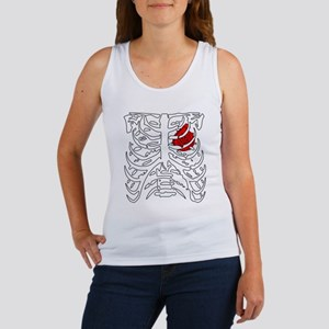 Boosted Heart Women's Tank Top