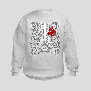 Boosted Heart Kids Sweatshirt