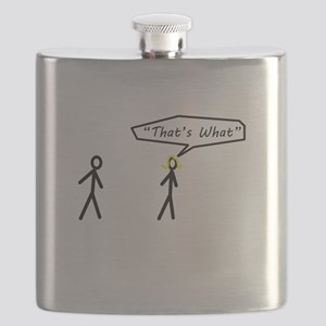 Thats What She Said Flask