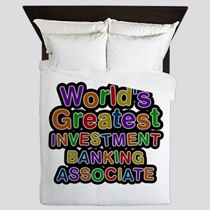 World's Greatest INVESTMENT BANKING ASSOCIATE Quee