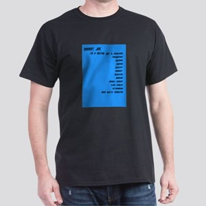 I'm a Doctor, not a ..... Dark T-Shirt