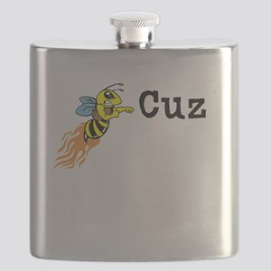 Bee Cuz Flask