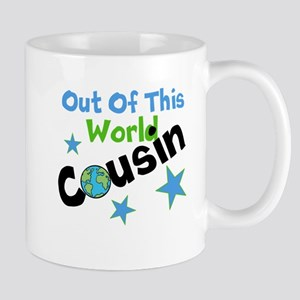 Out of this world Cousin Mug
