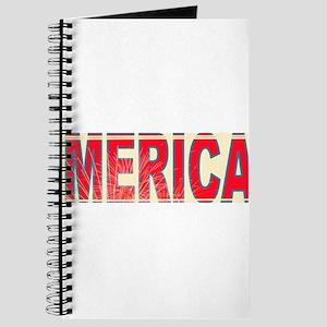 Vintage 'Merica Journal
