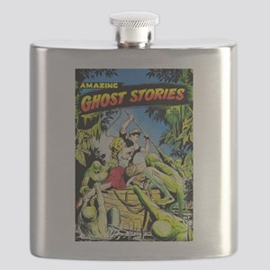 Amazing Ghost Stories #14 Flask