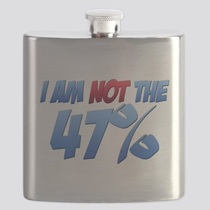 I Am NOT the 47% Flask